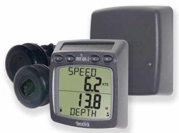 Tacktick - Raymarine T100 Speed & Depth (Nautical gauges