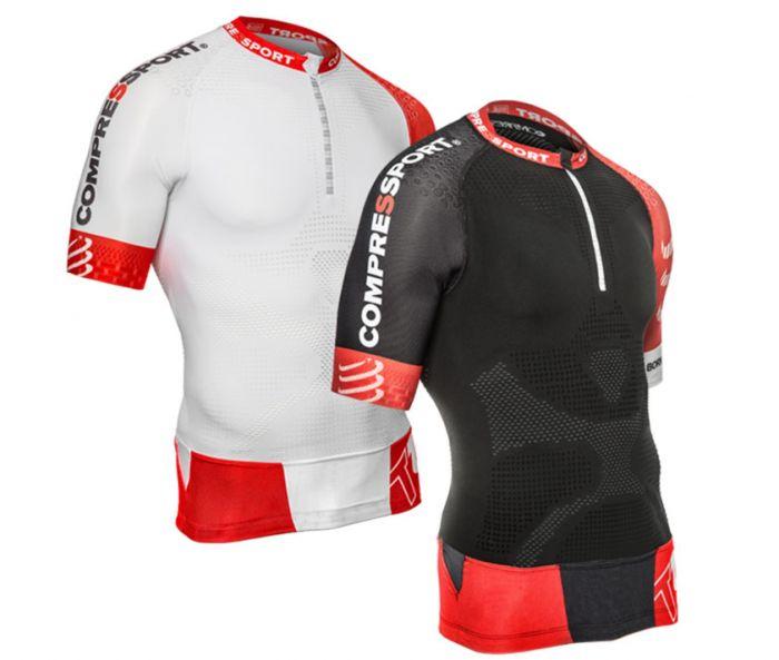 online store add7d 0076b Compressport Trail Running Shirt V2 (Triathlon e nuoto ...